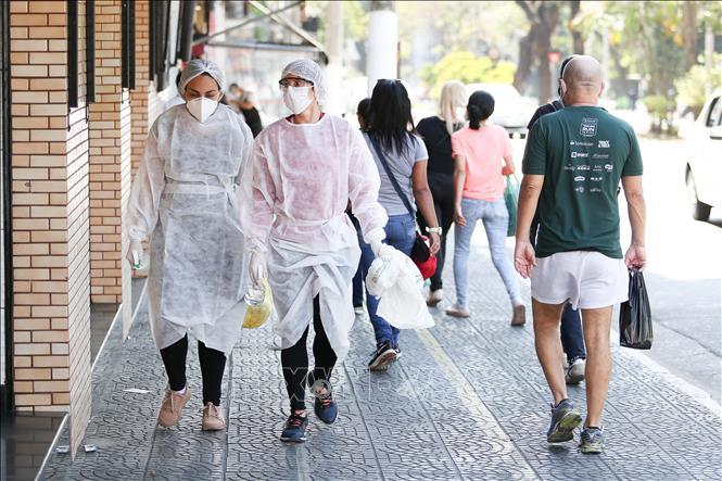 IMF cảnh báo tác động nặng nề của dịch COVID-19 đối với Mỹ Latinh và Nam Sahara