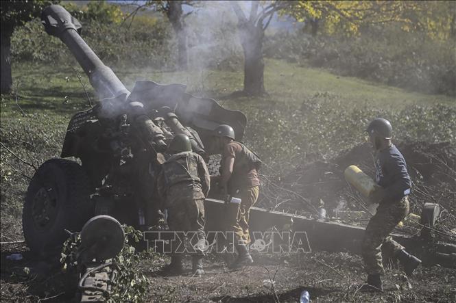 Azerbaijan nhấn mạnh vai trò của Tổng thống Nga trong chấm dứt xung đột tại Nagorny-Karabakh