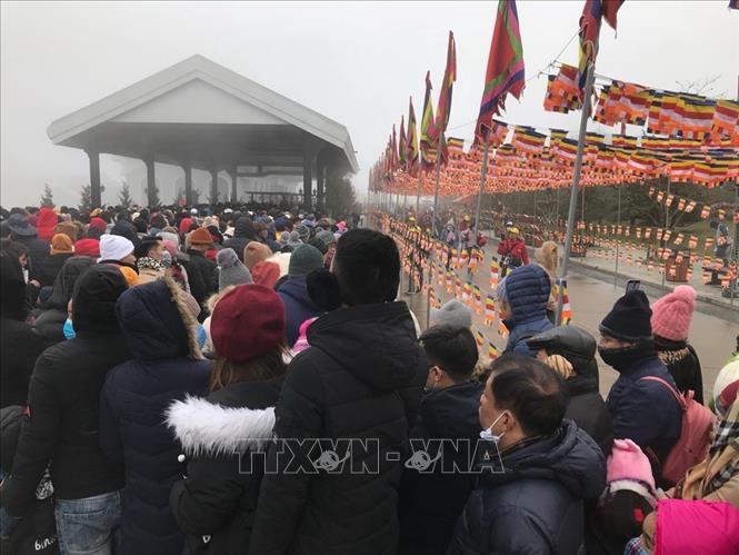 Sa Pa đón trên 65.000 lượt du khách dịp Tết Dương lịch
