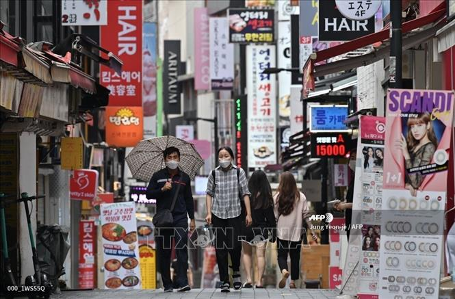Nền kinh tế Hàn Quốc trước nguy cơ suy thoái 'kép'