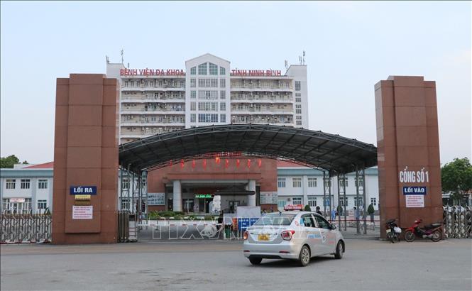 Hai trường hợp mắc COVID-19 tại Ninh Bình không có nguy cơ lây ra cộng đồng