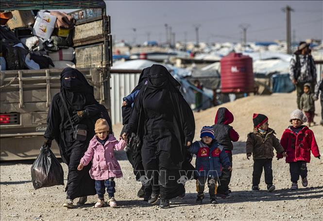 Mỹ, Thổ Nhĩ Kỳ ủng hộ cơ chế cứu trợ ở khu vực biên giới của Syria