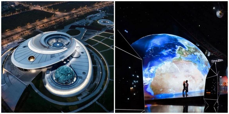Khánh thành cung thiên văn lớn nhất thế giới