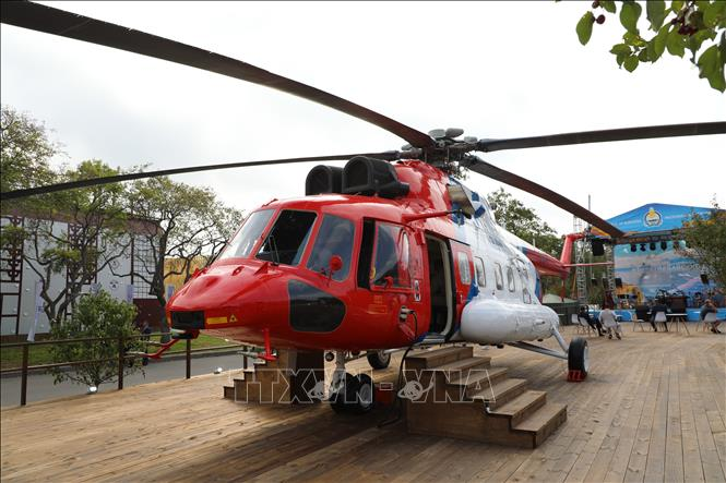 Nga, UAE ký thỏa thuận cung cấp máy bay trực thăng Mi-171A2