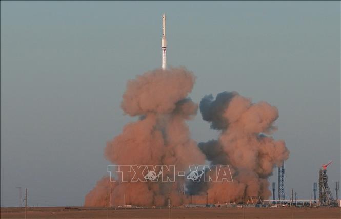 Module phòng thí nghiệm Nauka của Nga ghép nối ISS