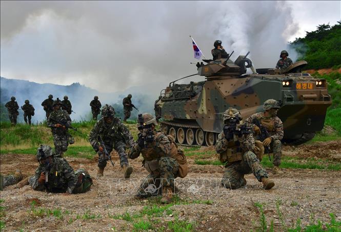 Hàn - Mỹ nhất trí tăng cường phòng thủ chung