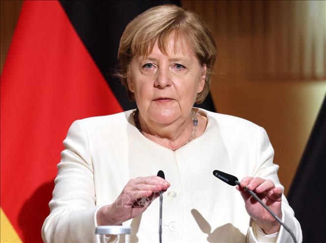 Thủ tướng Merkel kêu gọi doanh nghiệp Đức đa dạng hóa hoạt động ở châu Á
