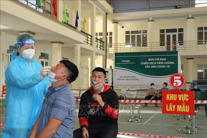 Dịch COVID-19: Yên Bái siết chặt các biện pháp phòng, chống dịch