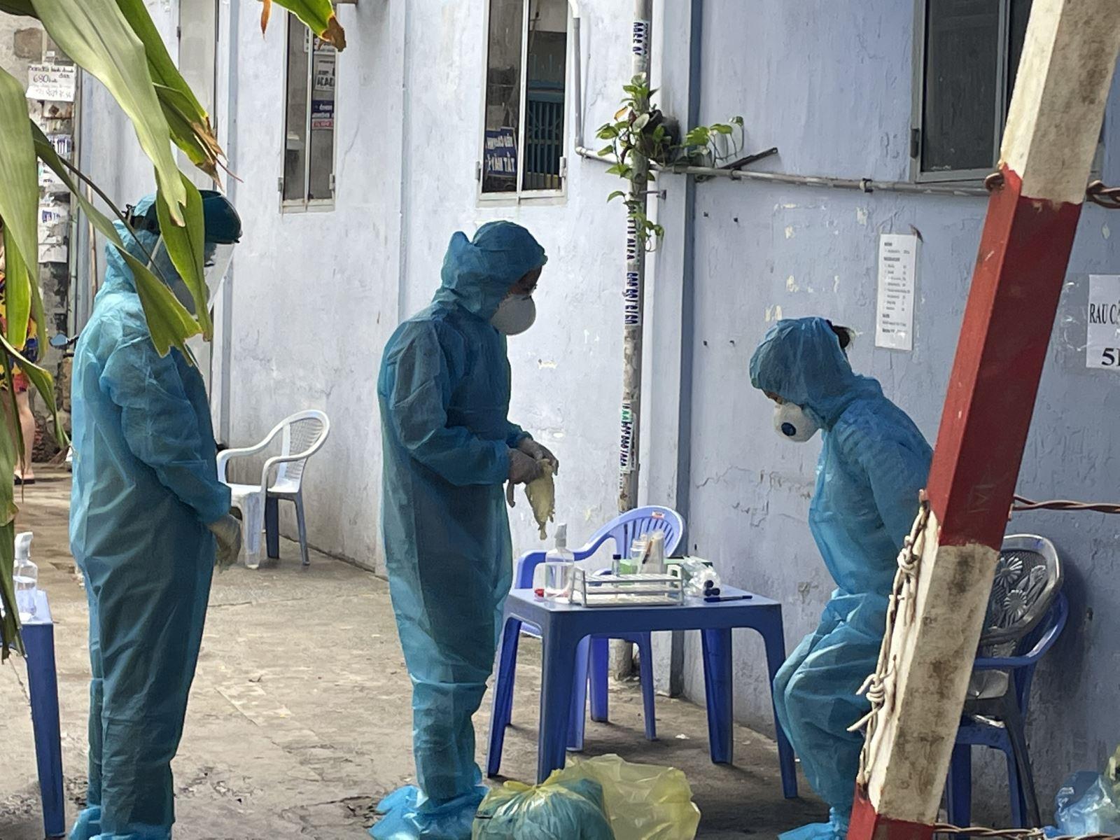 Bình Dương thông báo khẩn tìm người liên quan đến chuỗi lây nhiễm tại TP.HCM    baotintuc.vn