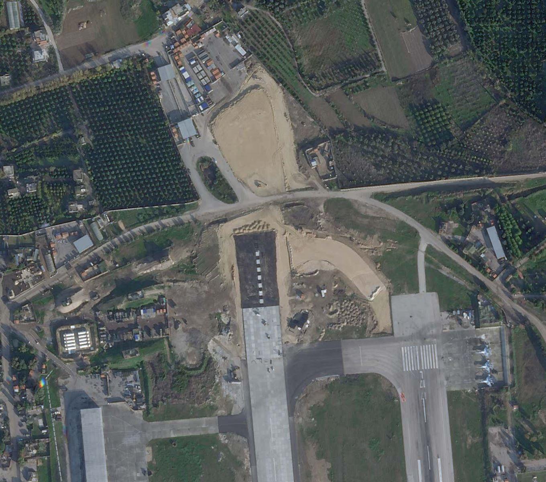 Nga mở rộng căn cứ không quân tại Syria, tăng sức mạnh ở Địa Trung Hải