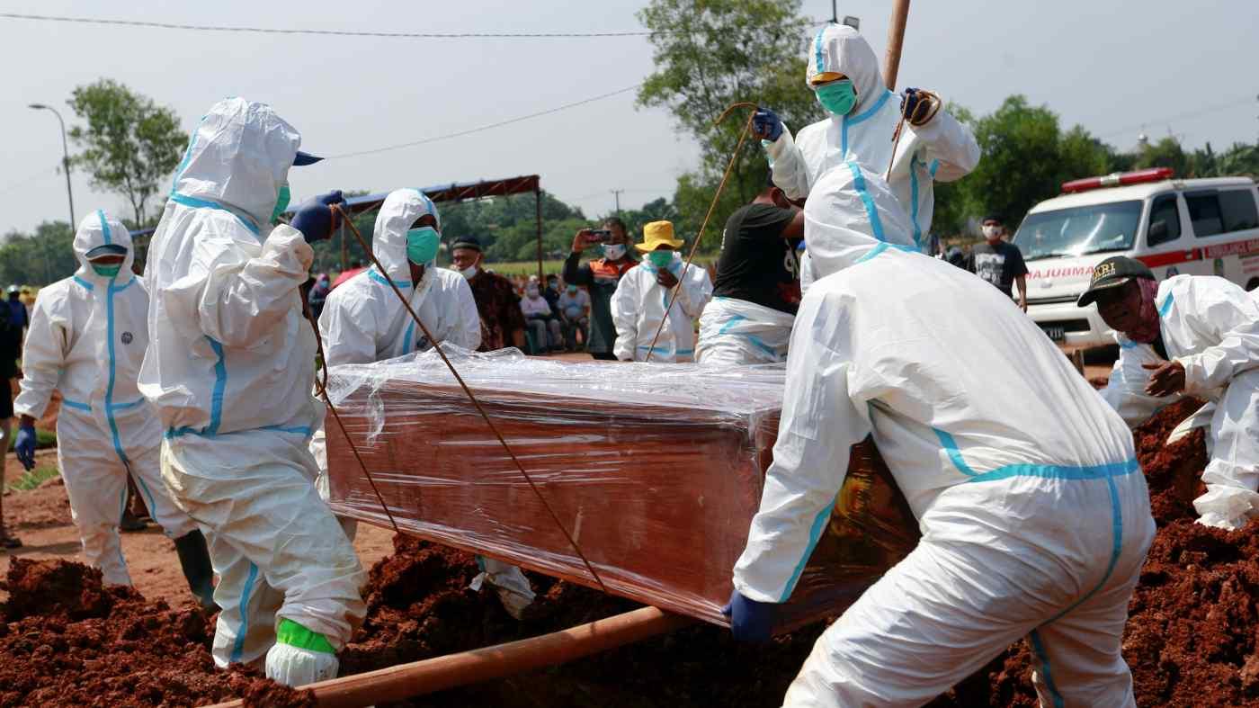 5 điểm đáng chú ý về 'thảm họa COVID-19 cận kề' ở Indonesia | baotintuc.vn