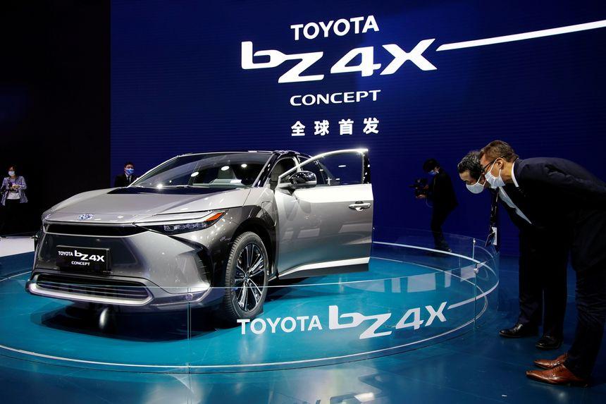 Toyota chi 9 tỉ USD xây dựng chuỗi nhà máy sản xuất pin xe điện