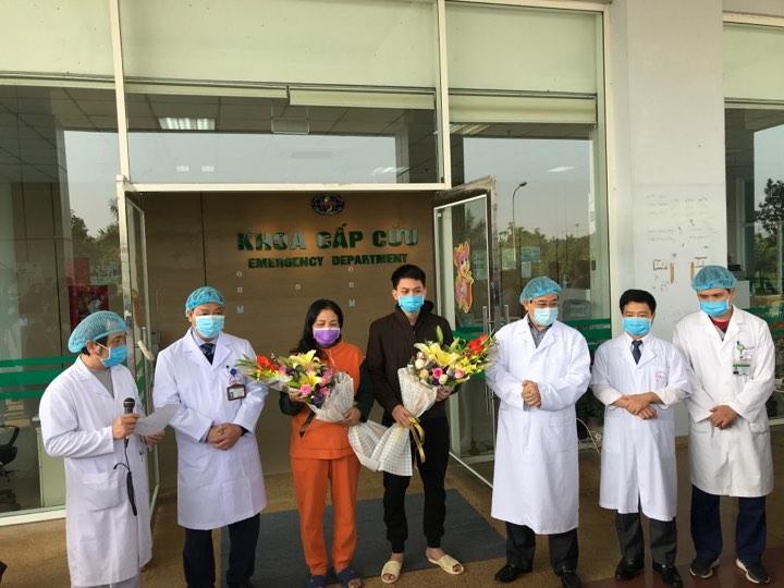 Ngày 26/2, bệnh nhân cuối cùng mắc dịch COVID-19 sẽ ra viện