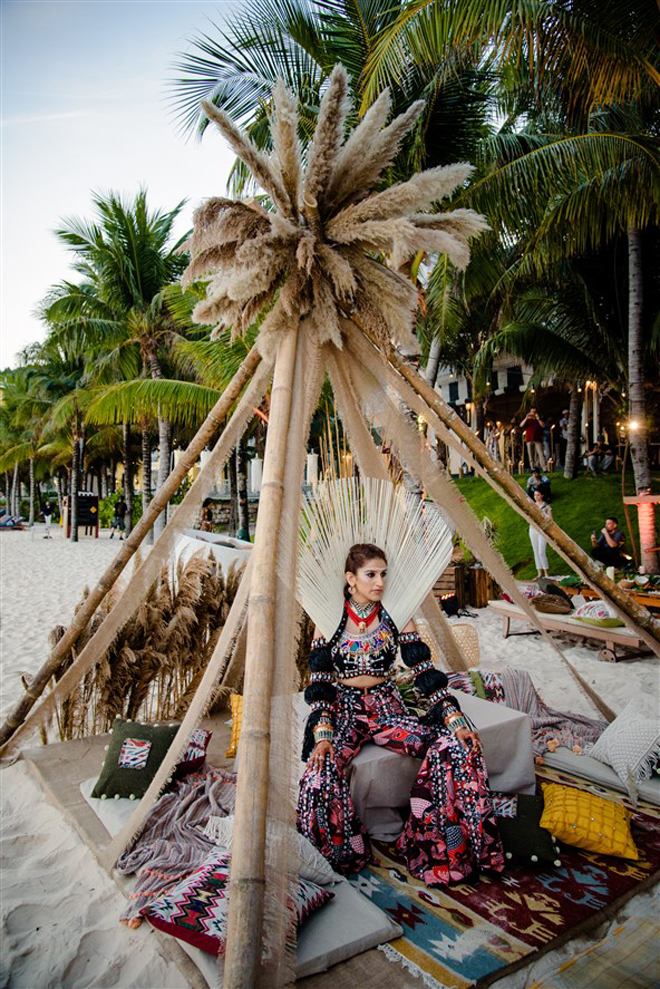 Kết quả hình ảnh cho Đại gia Ấn Độ làm đám cưới dài ngày trên đảo Phú Quốc