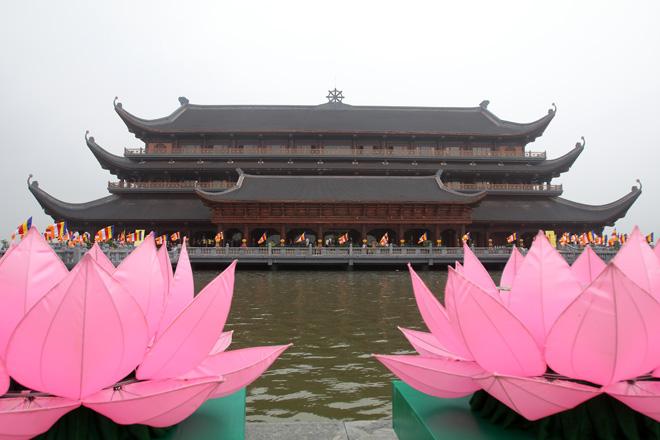 Đại lễ Phật đản Liên hợp quốc - Vesak 2019 do Giáo hội Phật giáo Việt Nam đăng cai, tổ chức tại chùa Tam Chúc (Hà Nam) sẽ khai mạc lúc 8 giờ ngày 12/5 và kéo dài đến ngày 14/5. Đây là lần thứ 3 Việt Nam đăng cai tổ chức sự kiện này.