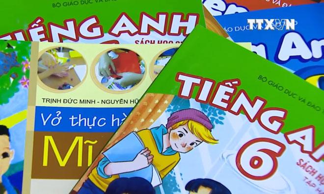 Hà Nội phát hiện số lượng lớn sách giáo khoa giả