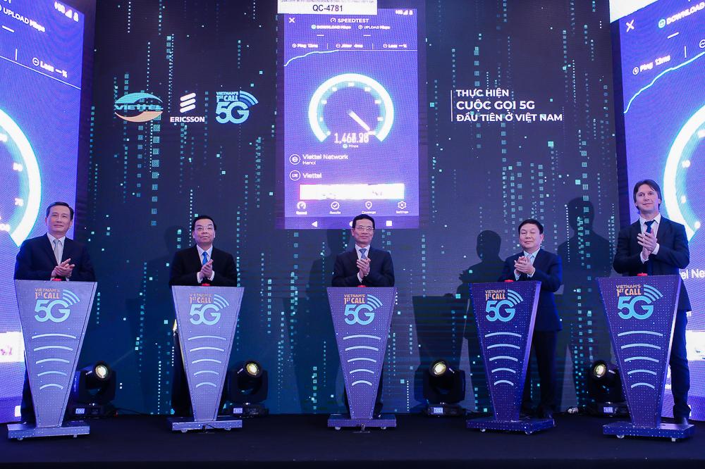 Mạng 5G tại Việt Nam được kỳ vọng phủ sóng toàn bộ khu công nghệ cao