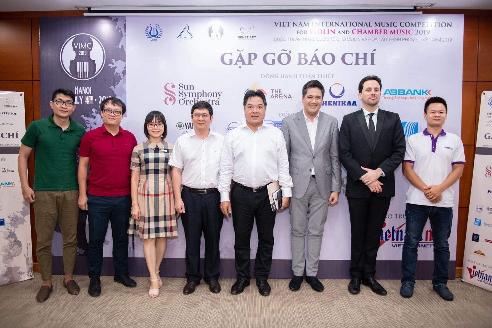 Российский скрипач завоевал третье место на Международном конкурсе во Вьетнаме