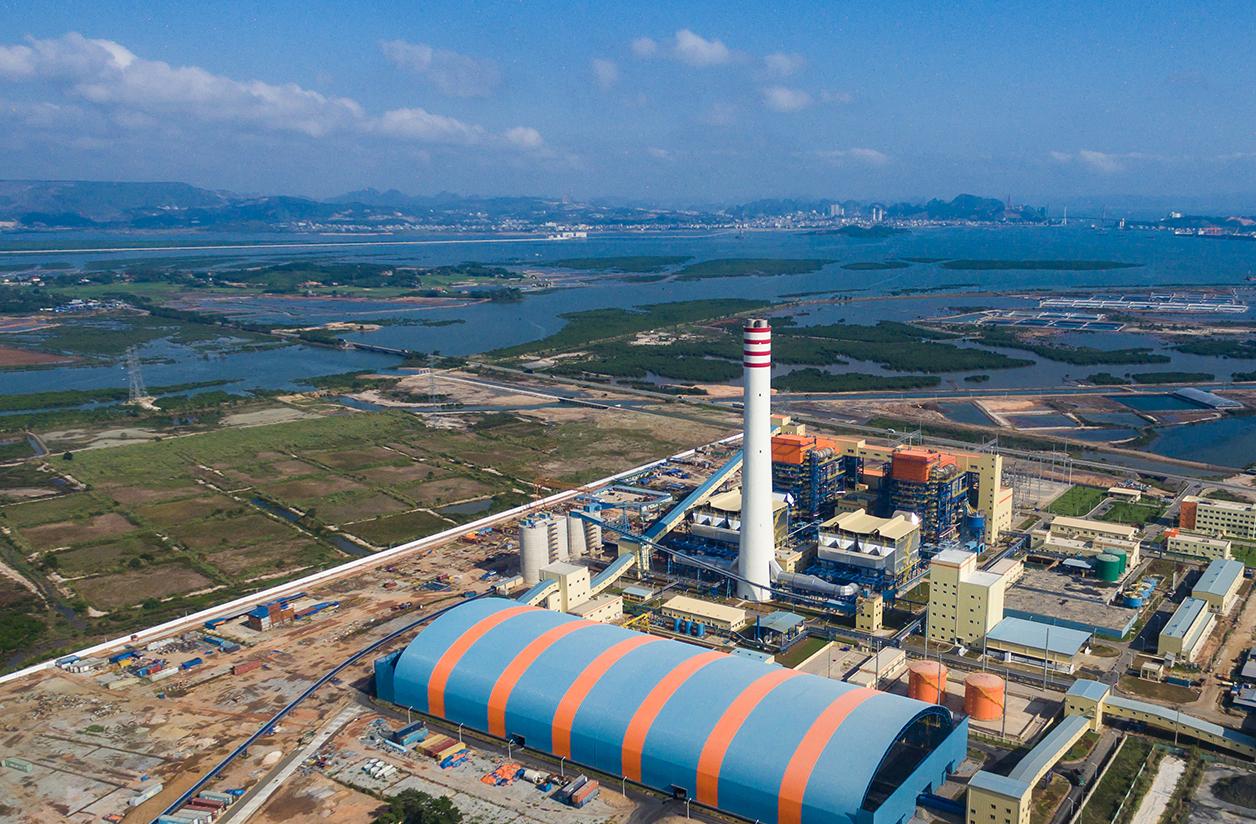 Kết quả hình ảnh cho nhà máy điện tại Việt Nam