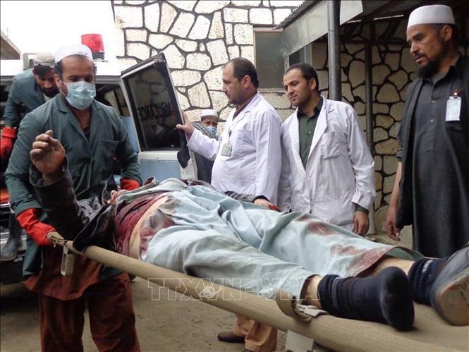 Số dân thường thiệt mạng do xung đột tại Afghanistan tăng cao