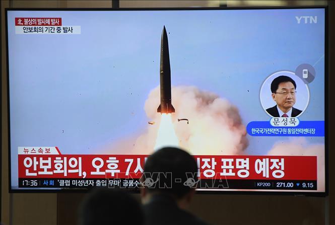 Triều Tiên phóng vật thể bay: Không xuất hiện mối đe dọa trực tiếp đối với Nhật Bản