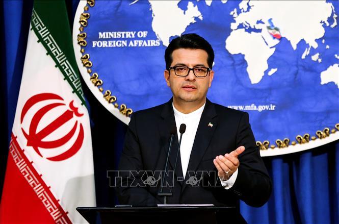 Iran tuyên bố đối phó với mọi mối đe dọa an ninh hàng hải quốc gia