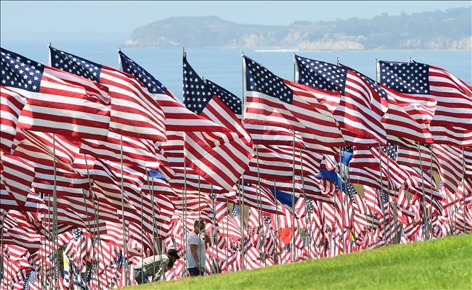 Mỹ tưởng niệm 18 năm vụ tấn công khủng bố ngày 11/9