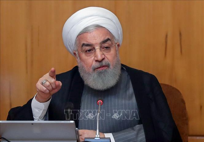 Iran tuyên bố chiến lược ''gây sức ép tối đa'' của Mỹ đã thất bại