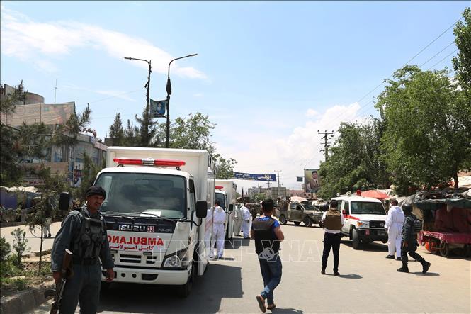 Đáng lo ngại tình hình an ninh tại Afghanistan