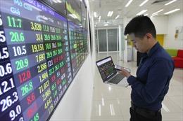 Thị trường chứng khoán Việt Nam ngày 8/5 ngập tràn sắc xanh