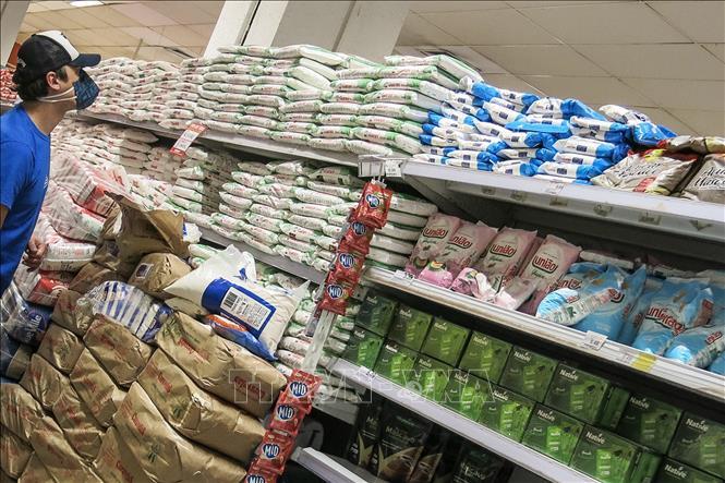 FAO: Giá lương thực, thực phẩm thế giới tăng lần đầu...