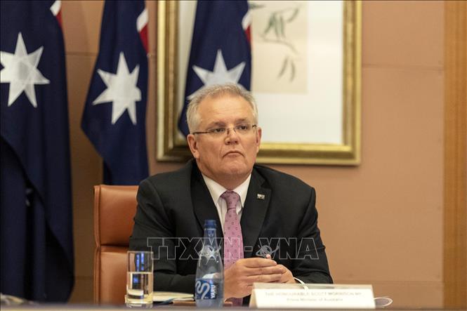 Australia khẳng định tiếp tục ủng hộ tự do hàng hải tại Biển Đông