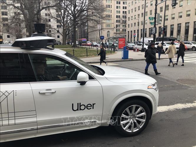 Uber gia hạn yêu cầu đeo khẩu trang bắt buộc khi sử dụng dịch vụ
