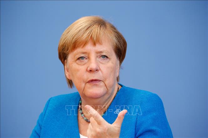 Thủ tướng Đức: COVID-19 sẽ thay đổi cán cân quyền lực toàn cầu