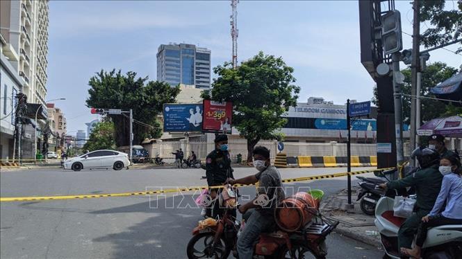 Đảm bảo đủ lương thực trong thời gian phong tỏa tại Phnom Penh, Campuchia