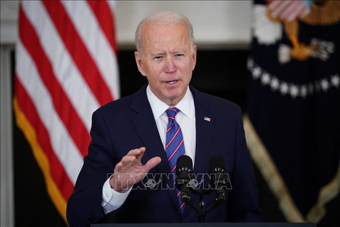 Tổng thống Mỹ J.Biden đề xuất họp cấp cao với Tổng thống Nga V.Putin tại nước thứ ba