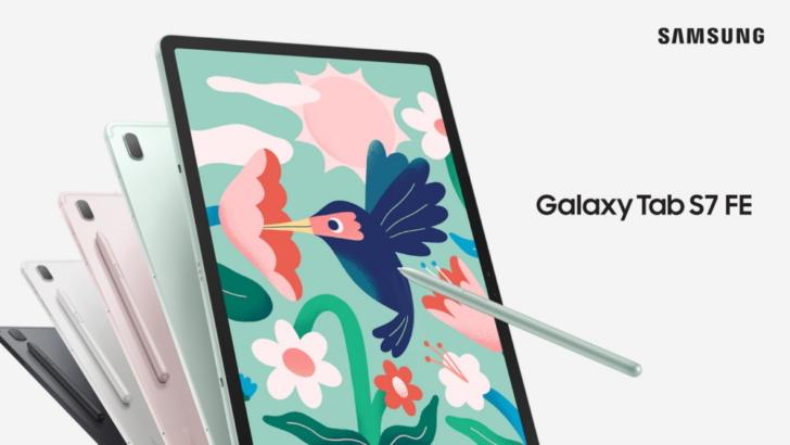 Samsung 'trình làng' 2 mẫu máy tính bảng mới