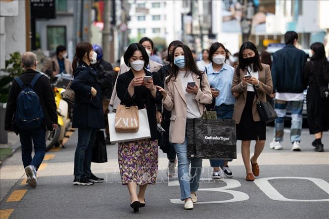 Hàn Quốc ghi nhận trên 500 ca mắc mới COVID-19 ngày thứ hai liên tiếp