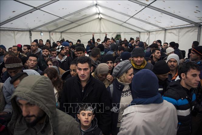 Đức trục xuất khoảng 9.000 người tị nạn sang các nước EU