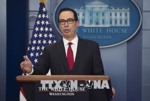 Các cuộc đàm phán thương mại Mỹ - Trung Quốc đang tiến triển tốt