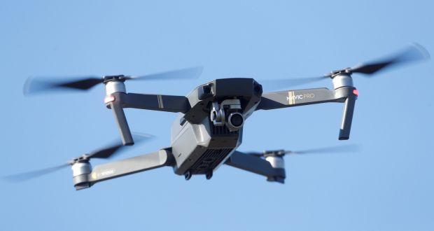 Xuất hiện thiết bị bay không người lái tại sân bay lớn nhất Ireland