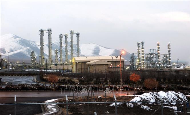 Mỹ tuyên bố sớm áp đặt trừng phạt bổ sung đối với Iran