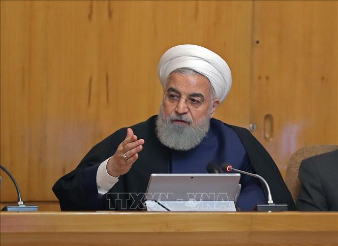 Tổng thống Iran: Châu Âu chỉ còn rất ít thời gian để cứu vãn thỏa thuận hạt nhân
