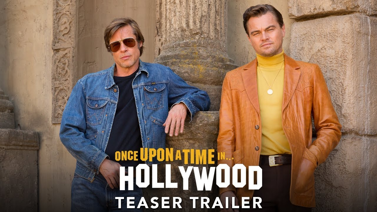 Kết quả hình ảnh cho once upon a time in hollywood""