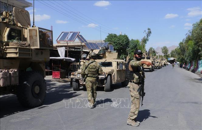 Lực lượng Chính phủ Afghanistan đánh bật Taliban khỏi Jaghatu