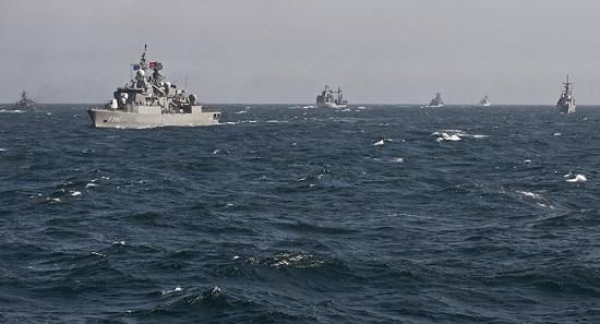 NATO tập trận quốc tế trên Biển Đen