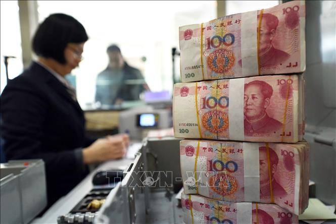 Trung Quốc ''bơm'' 170 tỷ NDT để tăng tính thanh khoản cho hệ thống tài chính