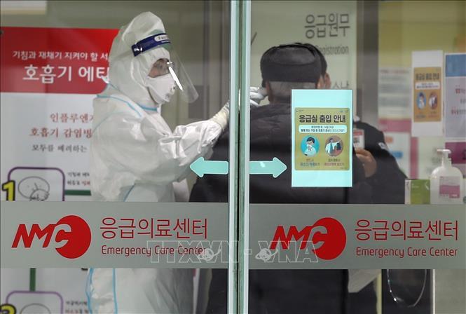 Hàn Quốc cách ly trên 720 người trở về từ Vũ Hán