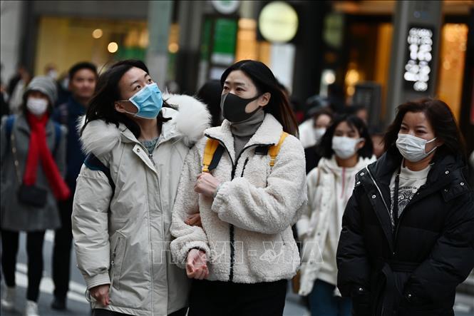 Nhật Bản đưa 2019-nCoV vào danh sách bệnh truyền nhiễm đối phó khẩn cấp
