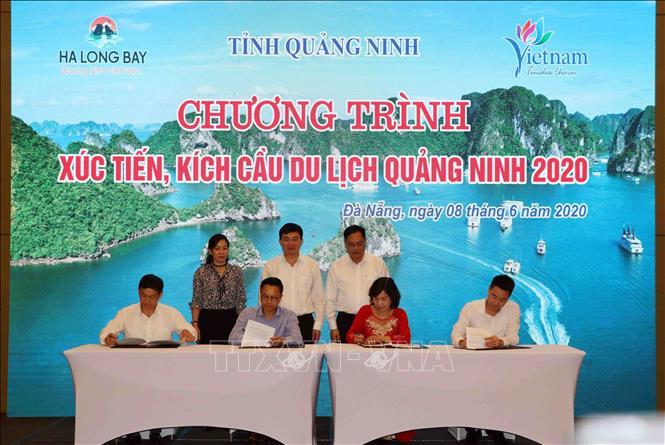 Liên kết kích cầu du lịch Quảng Ninh – Đà Nẵng